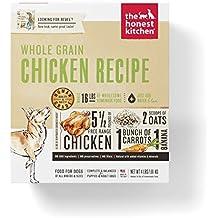 Honest Kitchen The Human Grade Dehydrated Organic Grain Chicken Dog Food, 4 lb - Revel