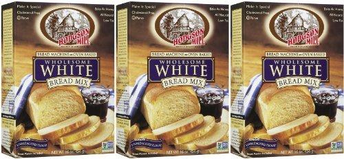 Hodgson Mill Wholesome White Bread Mix Boxes - 16 oz - 2 pk by Hodgson Mill