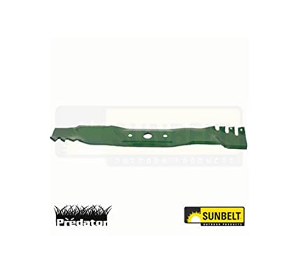 Amazon.com: sunbelt- Blade, mulching. Parte No: b1pd1064 ...
