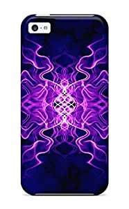Christopher B. Kennedy's Shop 9663525K36651000 Sanp On Case Cover Protector For Iphone 5c (fractal)
