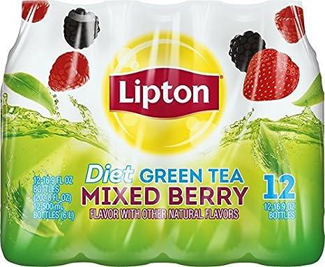 is diet iced tea bass did