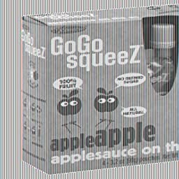 Materne Gogo Applesauce Squeeze (12x4x3.2 Oz)