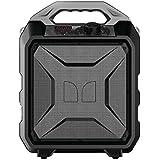 Monster Rockin' Rambler Indoor/Outdoor Wireless Speaker, Black
