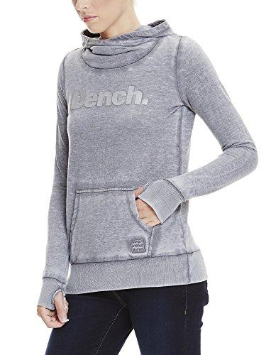 Bench Print Corp Donna Gy11214 Asphalt Felpa Hoody Grigio 1a1qw5r