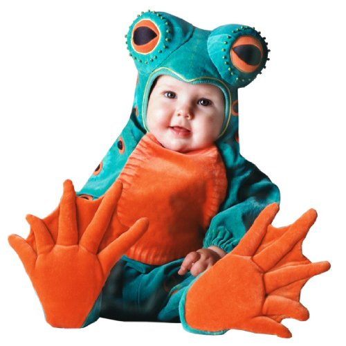 Princess Frog Infant Costumes (TOM ARMA FROG 6-12 Month)