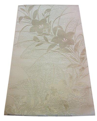 決済将来の懐疑的博多着物市場 きものしらゆり 夏帯 紗 フォーマル 袋帯 正絹 仕立て上がり