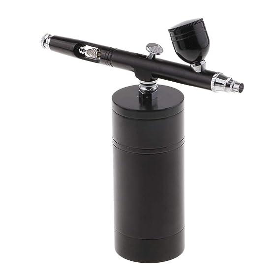 Baoblaze Multifunktions 0.3mm Profi Modellbau Airbrush Pistole Airbrush Pen Pistol Double Action