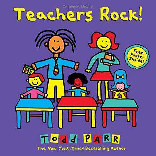 Book Cover: Teachers Rock!