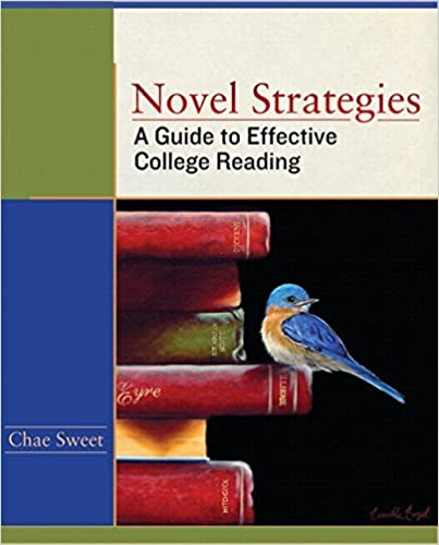 Book By Chae Sweet Novel Strategies Plus MyReadingLab with eText -- Access Card Package (1st First Edition)