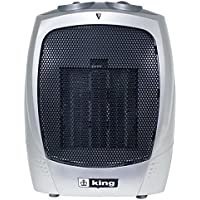 King Electrical Manufacturing Co. 1500 Watt Portable Ceramic Heater