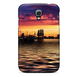 Cute High Quality Galaxy S4 Fantastic Sunset Picture Case