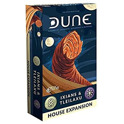 Dune: Ixians & Tleilaxu House Expansion: Toys & Games [5Bkhe1002725]