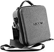 Aboom for DJI Mavic Mini 2 Carrying Case with Propeller Holder and Control Sticks Protect Cover, Mavic Mini 2