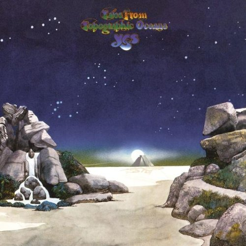 CD : Yes - Tales from Topographic Oceans (Bonus Tracks, Remastered, 2 Disc)