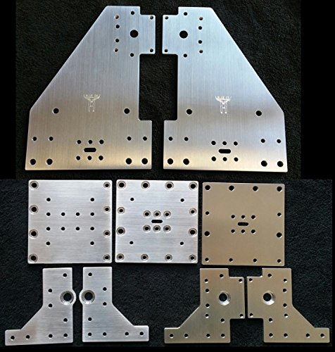 Ultimate Kyo Sphinx CNC 9 Plate set, 2