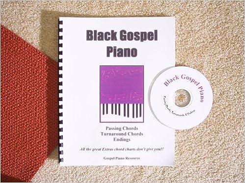 Black Gospel Piano Debbie Hess 9780979849169 Amazon Books