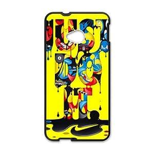 Just Do It Black Phone Case for iPhone 5S WANGJING JINDA