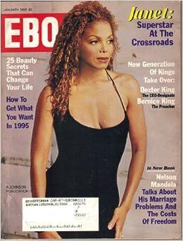 Ebony magazine change of address