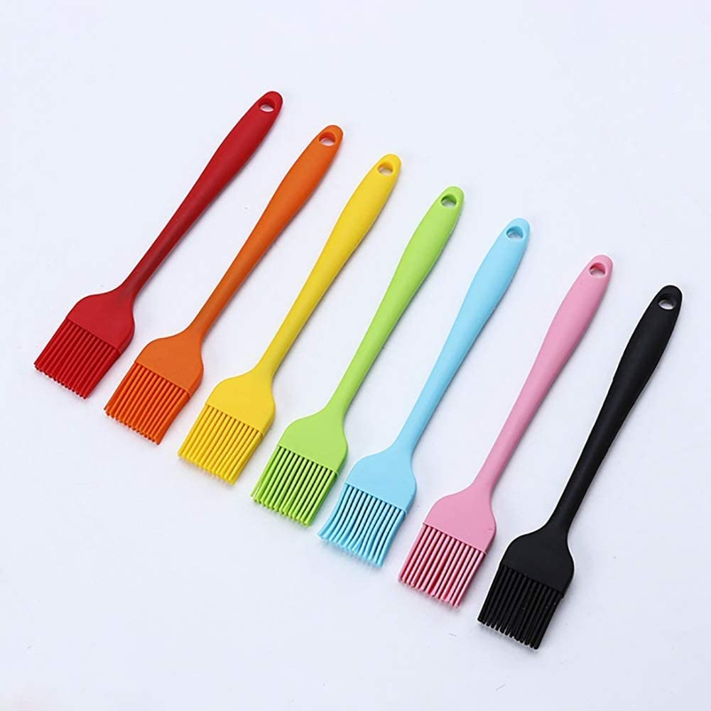 Trip Black LPxdywlk Silicone Cooking Bakeware Bread Pastries Oil BBQ Basting Brush DIY Baking Kitchen Tool Handy for Camping
