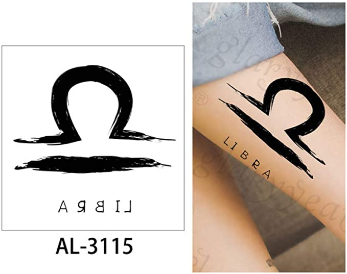 adgkitb 5piezas Rana Tatuaje Temporal Pegatina Estrellas Falsas ...