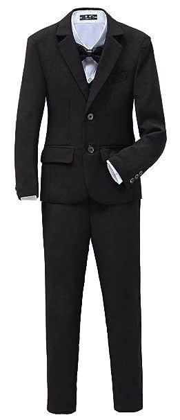 Amazon.com: YuanLu - Conjunto de trajes formales para niños ...
