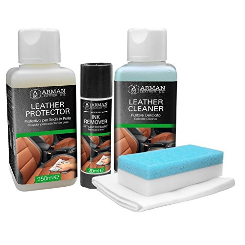 ARMAN Trattamento Pelle Kit 250ML +Ink Remover