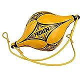 ShiningLove Professional Double End Striking Bag Boxing Punching Bag Speed Training Ball