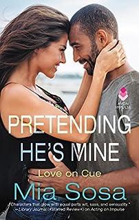 Book Cover: Pretending He's Mine