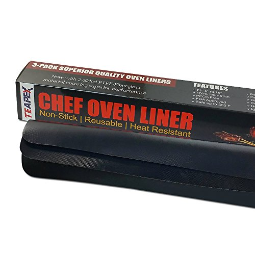 Chef Oven Liner - Set of