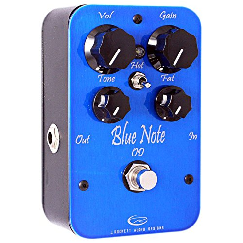 (J. Rockett Audio Designs Pro Series Blue Note Overdrive Guitar Effects Pedal)