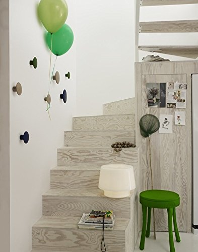 Muuto Los puntos - Perchero decorativo para pared (grande ...