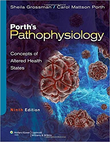 Porths pathophysiology concepts of altered health statesninth porths pathophysiology concepts of altered health statesninth edition ninth north american edition fandeluxe Images