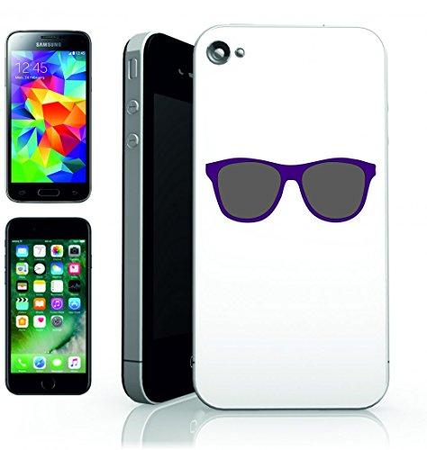 Smartphone Case Sole Occhiali Occhiali da sole di colori scuro della moda occhiali da sole occhiali alla moda di orso di estate della spiaggia per APPLE IPHONE 4/4S, 5/5S, 5C, 6/6S, 7& Samsung Gal