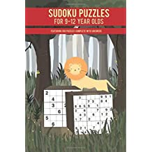 Sudoku Puzzles for 9-12 Year Olds