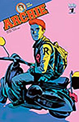 - Archie #1 Francavilla Cover