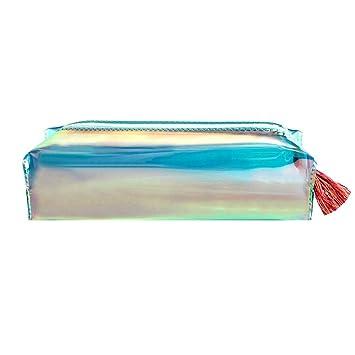 La Haute estuche holográfico de PVC, monedero, bolsa de ...