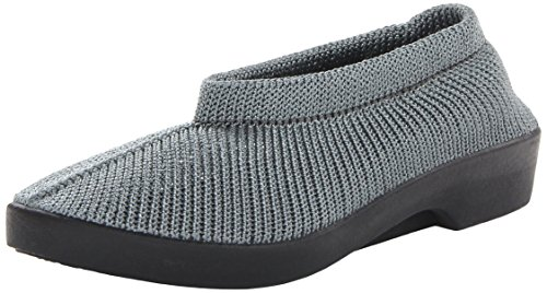 Étape De Printemps Womens Tendre Gris Plat