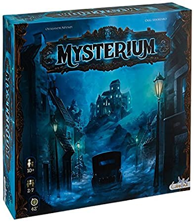 Asmodee Mysterium, Multi Color
