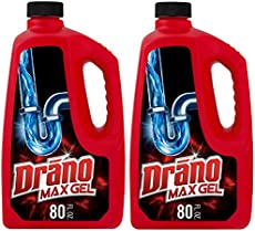Drano Max Gel The Best And Undisputed Drain Cleaner