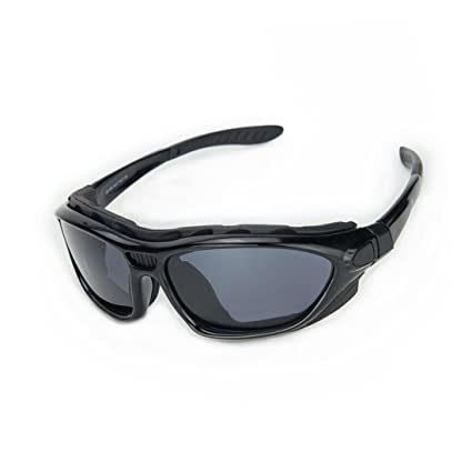 1aa7ad831ff8f Motorcycle Goggles Polarized Clear Lenses Day Night