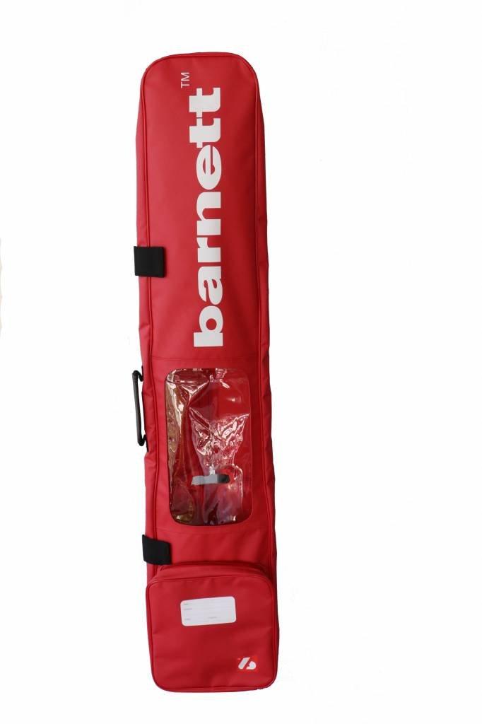 Gewehrtasche Sporttasche barnett SMS-05 Biathlon Rot