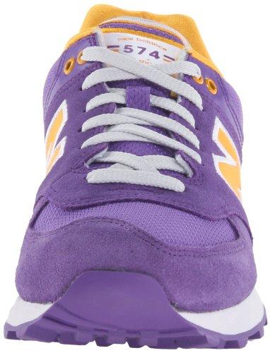 Nouveau Solde Womens Wl574 Stade Veste Chaussure De Course Violet