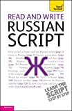 Read and Write Russian Script: Teach yourself