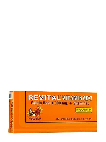 REVITAL - REVITAL JALEA REAL+VT 20AMP B