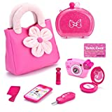 Joyin Toy Pretend Princess Purse Set My First Purse Toy For Little Girls