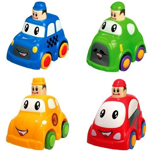 Mini Push and Go Car (sold individually), Baby & Kids Zone