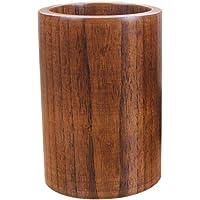 BESTONZON Soporte para Utensilios de Cocina de Bambú