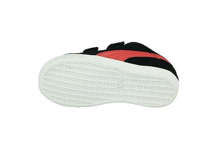 Puma KDS GLYDE LO Chaussures Sneakers Mode Enfant Bebe Cuir