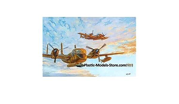 Roden 410 Grumman OV1 B Mohawk 1//48 plastic scale aircraft model kit