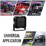 SpeedTech Lights Icon Speaker 100-Watt Emergency